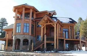 Timber Frame Homes