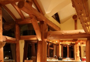 Western Red Cedar Beams