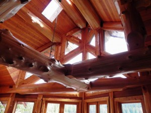 Beautiful Beams in the Reichman Project