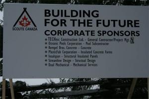 Camp McLean Sponsor