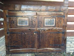 Toshi Custom Doors