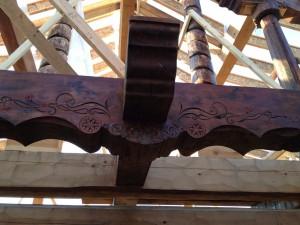 Toshi custom beams