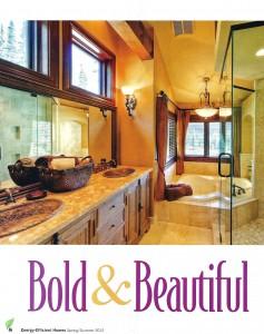 Bold and beautiful magazine feature