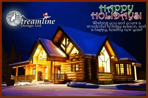 Merry Christmas from Streamline