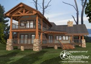 Nass Valley Lodge Design