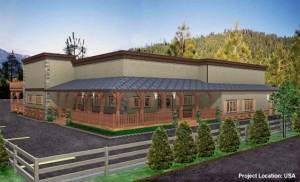 architectural-designer-plans-of-side-of-commercial-building