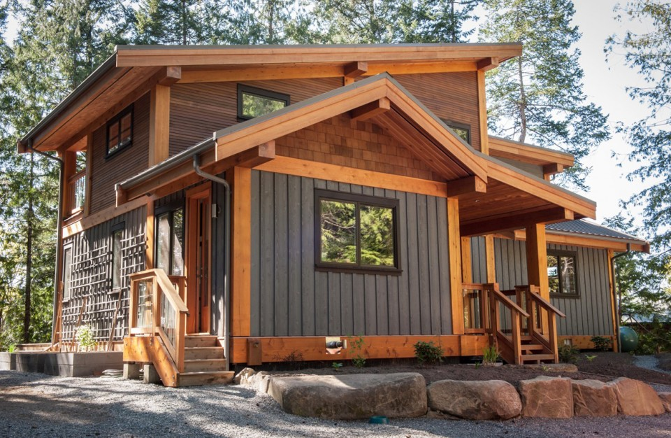 Taylor Bay Timber Frame Design Streamline Design