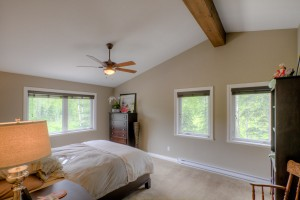 Coach Home Master Bedroom