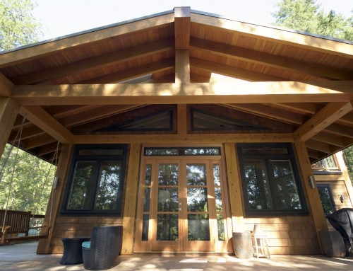 Taylor Bay Timber Frame Design