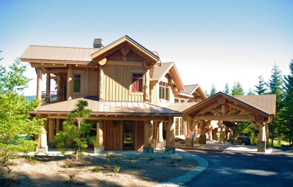 West coast Lodge
