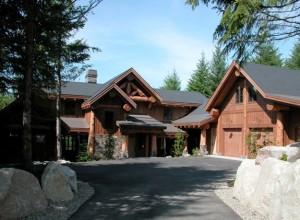 West Coast style Home Design