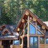 beautiful timber frame home design