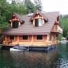 On the Lake Log Cabin