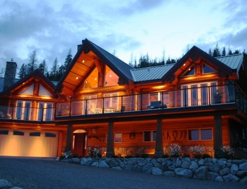 Nicola Lake Post and Beam Design