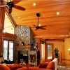 beautifully finished ceilings