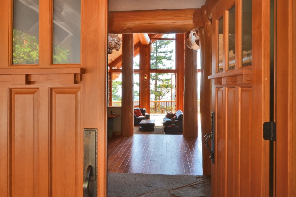 Mixal Heights Post and Beam