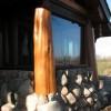 western red cedar accents