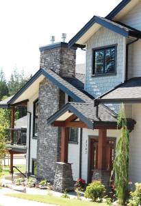 new home chimney