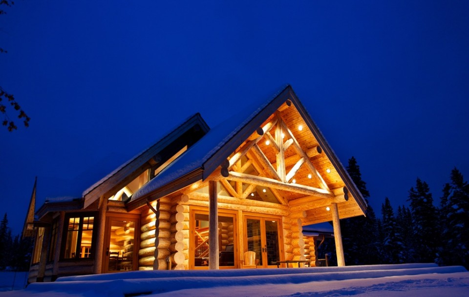 Timber frame Home houzz