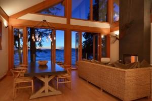 Davis Bay Timber Frame Home 17