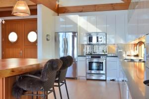 Davis Bay Timber Frame Home 15