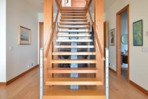 Davis Bay Timber Frame Home 1