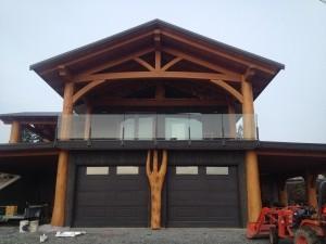 garage-view-of-log-house