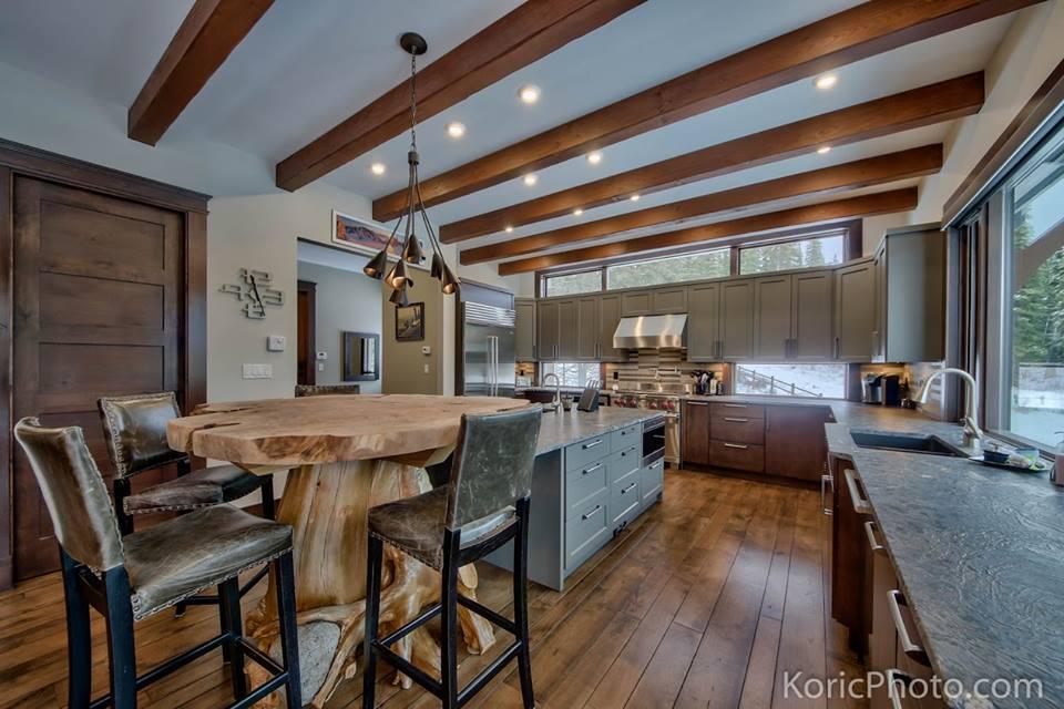 2016 Log Home Design Awards Streamline Design