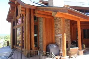 log-home-construction