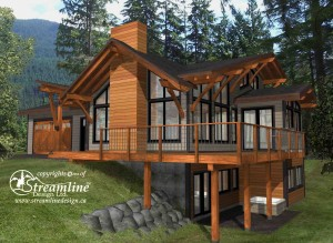 Timber Frame Plans Streamline Design