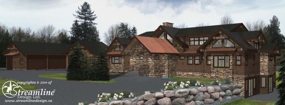Burgess Timber Frame Plans