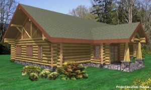 Chehova Admin Building Plans