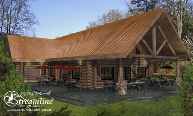 Chehova Restaurant Plans