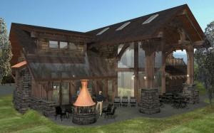 Dubh Glas Distillery Plans