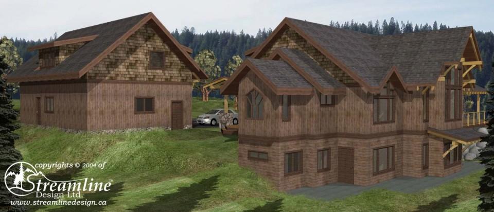 Hartman Custom Timber Frame Design