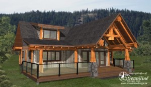 Legacy Estates Timber Frame