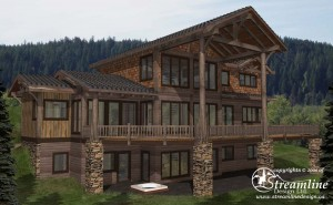 Monashee Custom Timber Frame Design