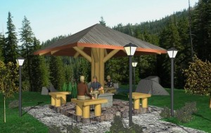 Mt. Sentinel – Accessory Structure Plan