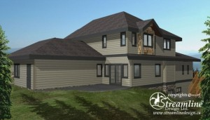 Ravens Wood Timber Frame Construction Plan