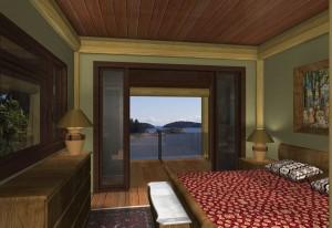 Shoal Lookout Log Home Plans