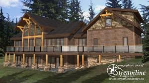 Timber Frame Plan Madeira Park