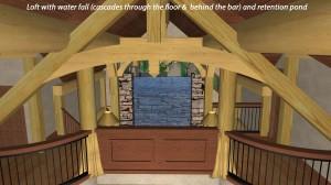 Uplands Custom Log Home7