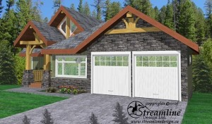 Wakefield Beach Timber Frame Construction Plan