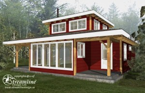 Williams Beach Timber Frame