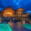 Corsan Ranch Timber Frame Design