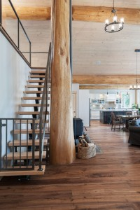 Benvenuto Post and Beam Design