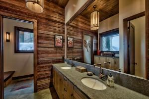 bathroom-with-wood-wall