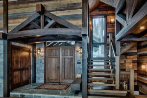 inside-timber-frame-home-entrance