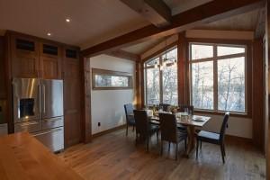Emma Lake Timber Frame Log Home 13 | Streamline Design