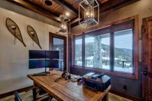 Lottinville Timber Frame Log Home 11 - Streamline Design